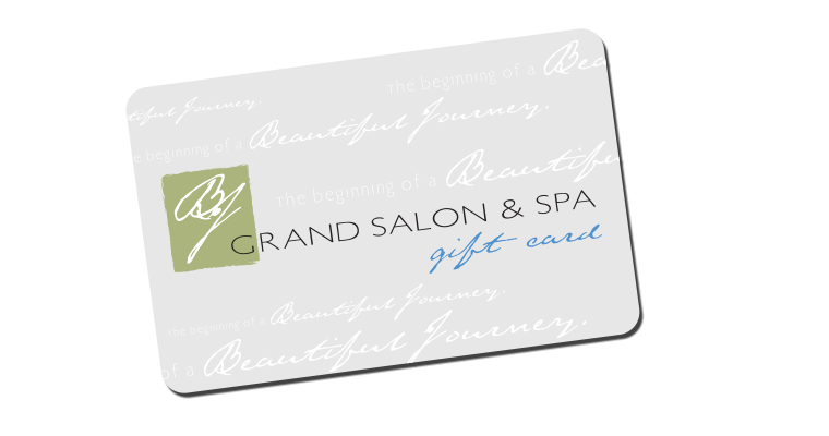 BJ Grand Salon and Spa Gift Card