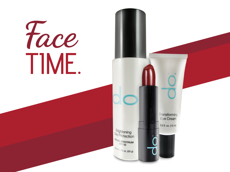do. Active Make-Up Face Time