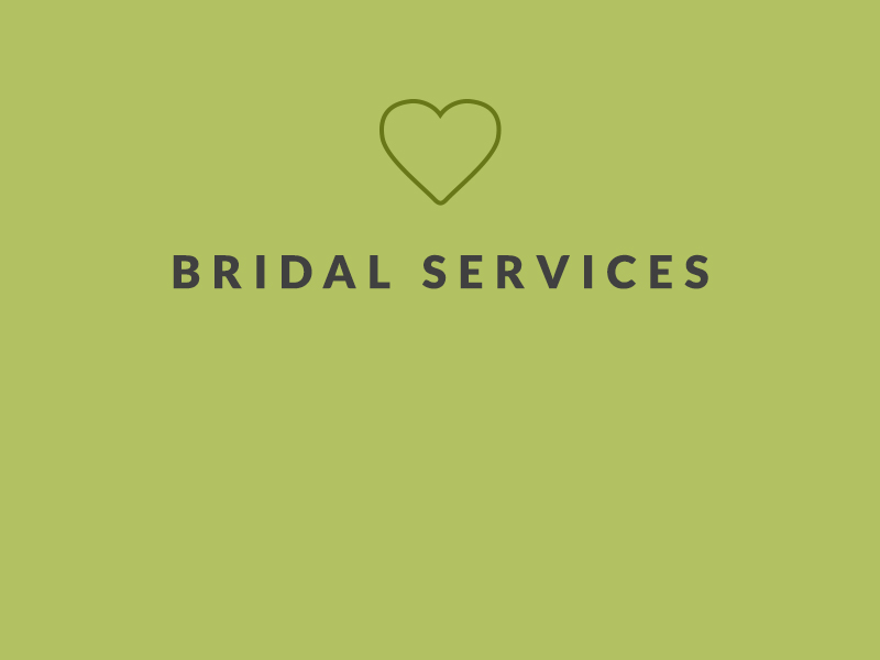 BJ Grand Salon & Spa Bridal Services