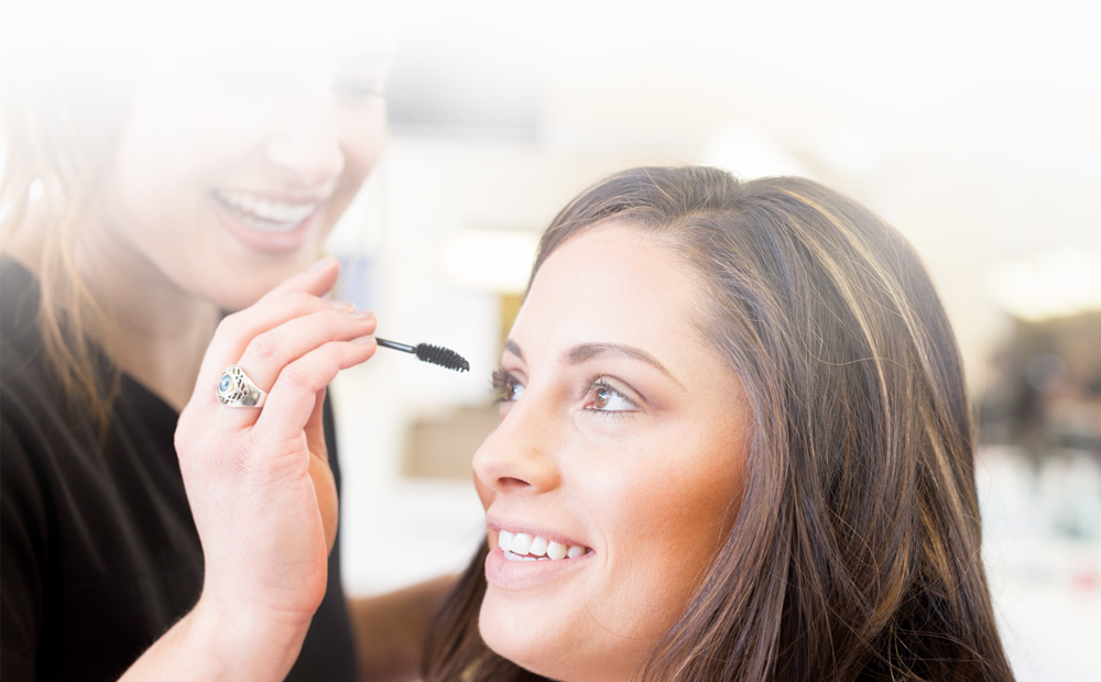 Makeup Services at BJ Grand
