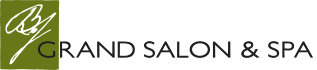 BJ Grand Salon & Spa Logo