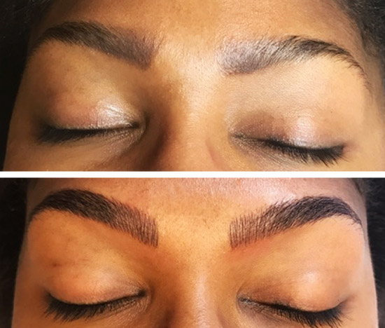 BJ Grand Salon & Spa | Microblading